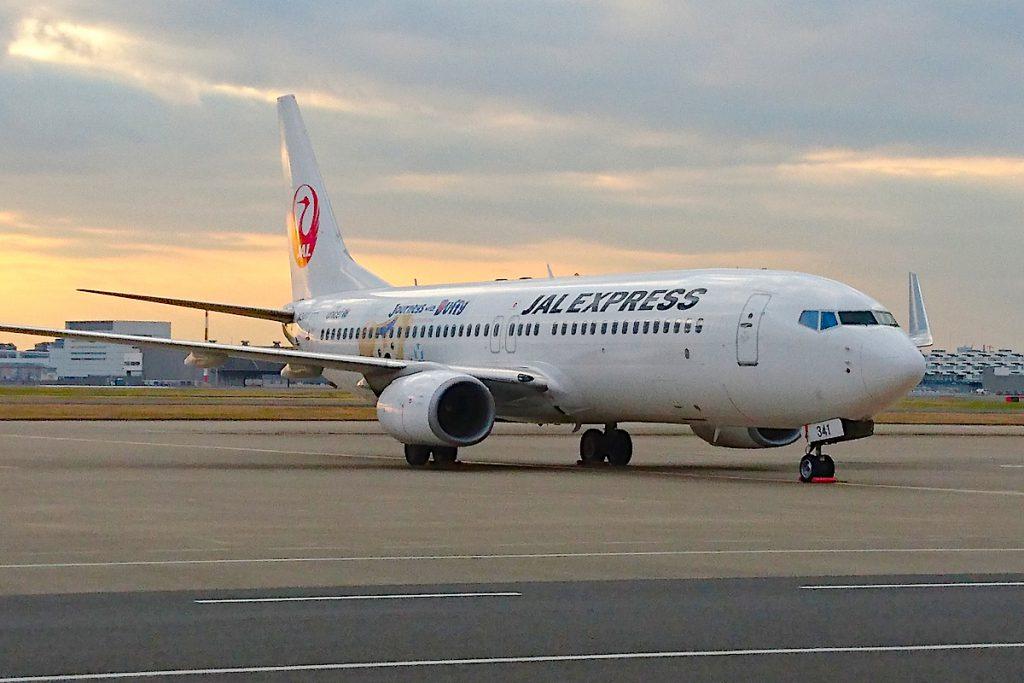 日本航空 JL