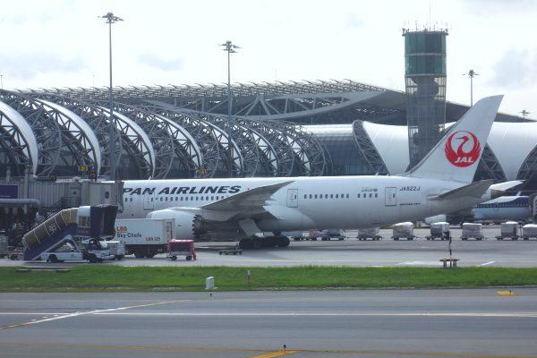 日本航空JL